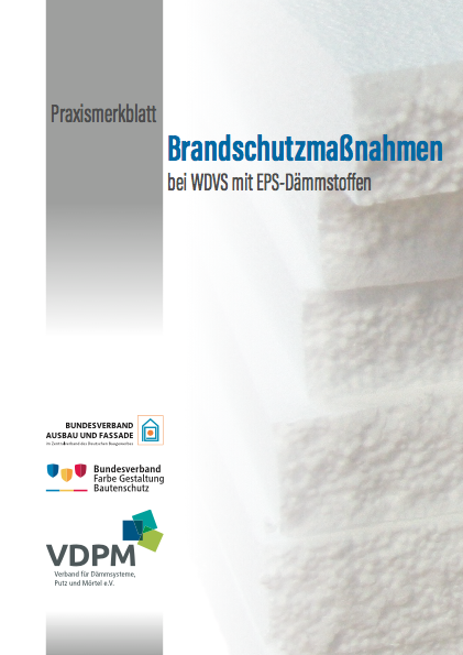 Merkblatt Praxismerkblatt Brandschutz