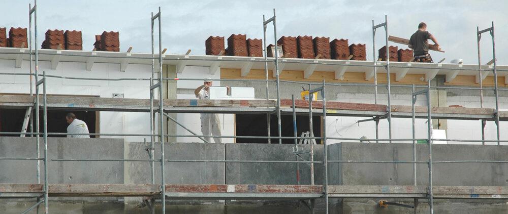 WDVS Einsatz im Geschosswohnungsbau Foto VDPM