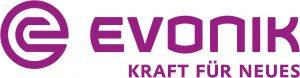Logos Evonik Markenzeichen Deep Purple RGB