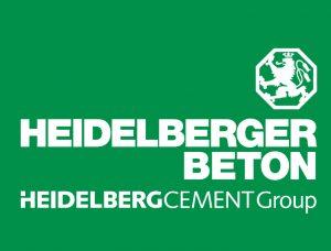 Logos HD Beton Logo Gruen
