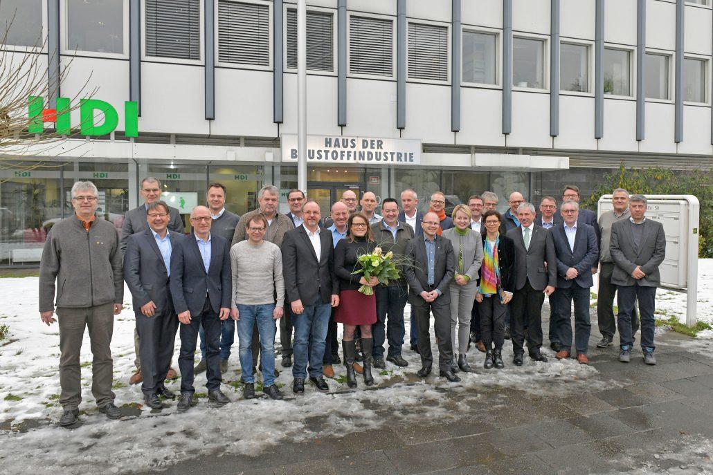 Presse VDPM Arbeitskreis Fassadendämmung Dezember 2017